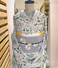 メディアツイート: 大塚直人(@otsukanaoto)さん   Twitter Kimono Fabric, Yukata, Abstract Flowers, Japanese Kimono, Saris, Otaku, Traditional, Twitter, Accessories