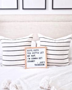 Long weekend vibes😴 Shop our favorite letterboard (and the rest of this dreamy setup) right her Word Board, Quote Board, Message Board, Felt Letter Board, Felt Letters, Funny Letters, Karma, Best Quotes, Funny Quotes