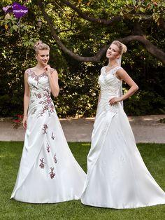 Robe de mariée Hellebre, robe de mariée princesse, robe de mariage ...
