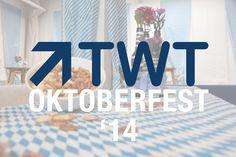 Wir freuen uns auf das morgige TWT #Oktoberfest! ;)