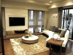 L272Relax comfortゆったりとしたリビングルームで贅沢なくつろぎの空間を演出。