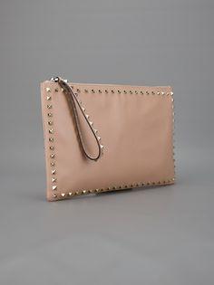 Valentino Garavani - studded clutch