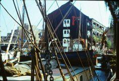 St Katharine's Dock, London 1981