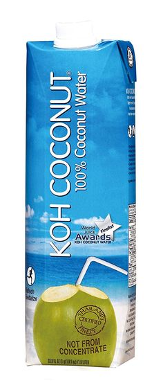 KOH Coconut 100% Coconut Water 1 Liter (12 Pack) >>> Find out more details by clicking the image : Fresh Groceries