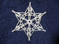 May Snowflake pattern by Busy-Bee-Lmt
