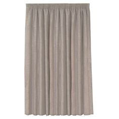 Elemis Limited Edition Curtains Amazon Taupe Large 160cm Drop