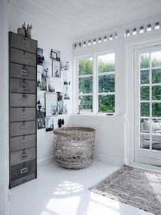 Lovely way to fill a bare corner.