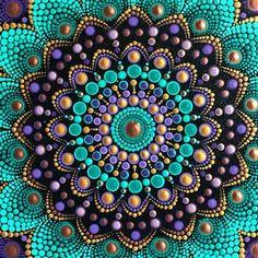 Mandala Canvas, Mandala Artwork, Mandala Drawing, Mandala Painting, Mandala Painted Rocks, Mandala Rocks, Mandala Pattern, Mandala Design, Studios D'art