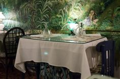 The Butterfly Room at The Tea Room Restaurant
