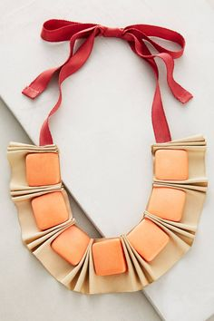 at anthropologie Carambola Collar