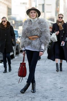 What your coat style says about you