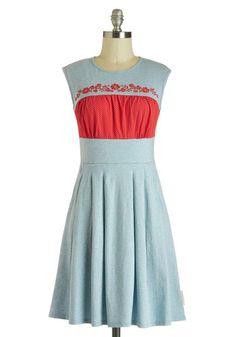 Urban Homesteader Dress, #ModCloth...love love love!