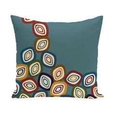 Decorate and personalize your home with pillows that embody color and style, from E by Design.
