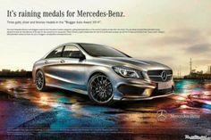 Mercedes-Benz Raih Gelar 'Best Car Manufacturer of the Year'