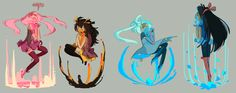 evonyo - more magical girls makin' contracts. (peoples...