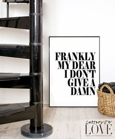 Image of Frankly My Dear I Don't Give a Damn