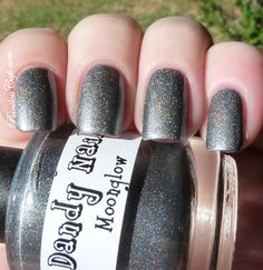 Dandy Nails Winter Collection 2012 Moonglow | Pointless Cafe