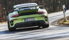 Techart 991 GT Street R with 720HP