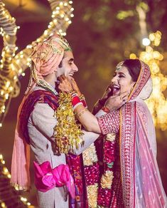 with   Indian Wedding Pictures, Indian Wedding Poses, Wedding Couple Photos, Wedding Couples, Bridal Pictures, Punjabi Wedding, Indian Weddings, Romantic Weddings, Indian Bridal