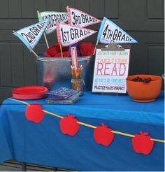 20 Back To School Free Printables First Day Of School Signs