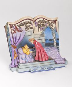 Another great find on #zulily! Disney Sleeping Beauty Storybook Figurine #zulilyfinds