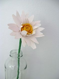 Duct Tape Daisy Tutorial