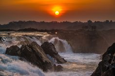 Good Morning Preah Nimit Waterfall ! by Mardy Suong Photography on 500px