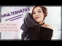 HAULTERNATIVE | Marzia's Style - YouTube