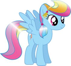 Crystal Pony Rainbow Dash (or Crystal Dash as some call her) is ready to help Princess Cadence, the crystal ponies need help to defeat the forces of evi. Evil Princess, Princess Cadence, My Little Pony Princess, Rainbow Dash, Rainbow Sky, My Little Pony List, My Little Pony Friendship, Fluttershy, Rarity Y Spike
