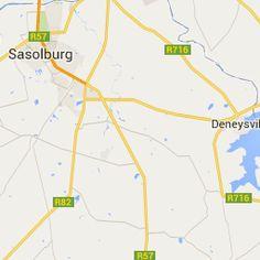 Johannesburg, Gauteng to Be My Guest - Google Maps