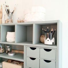 Little workspace, by 'Buitenleven in de Binnenstad.'