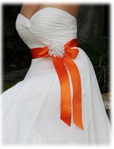 white black orange wedding dress bonny bridal gown style 2019