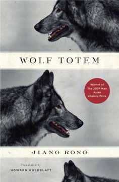 Wolf Totem by Jiang Rong adapted into Wolf Totem released September 11, 2015.