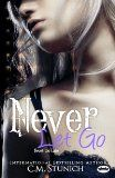Never Let Go: A New Adult Romance (Never say Never Book 5) by C. M. Stunich