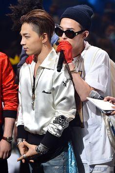 BIGBANG Turkey » [FOTOLAR] BIGBANG MCountdown'da : Röportaj