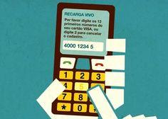 como vender recarga de celular
