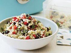 Santa Fe Quinoa Salad