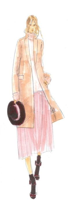 Banana Republic is all about pastels.