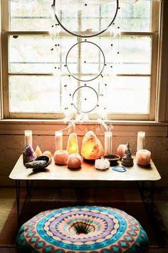 Focus on your exhalation during meditation | Honey of California ZINE