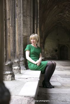 The lovely Lucy Worsley photographed in Canterbury Cathedral Dr Lucy Worsley, Bbc Presenters, Canterbury Cathedral, I Love Lucy, Very Lovely, Beautiful, British Style, Historian