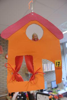Juf Janneke, thema Mijn huis