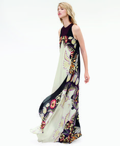 Etro Woman Spring Summer 16 Collection - Discover more Etro dresses: www.etro.com