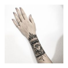 """42ab0d9eb45d2 Vlada on Instagram  """"Full healed  armbandtattoo made by me a year ago 🖤"""""""