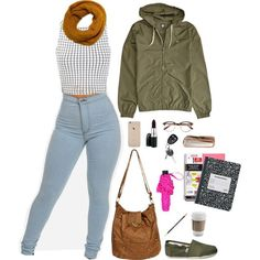 A fashion look from January 2015 featuring Miss Selfridge tops, TOMS shoes and Wet Seal shoulder bags. Browse and shop related looks.