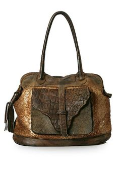 Caterina Lucchi Handbag Leather