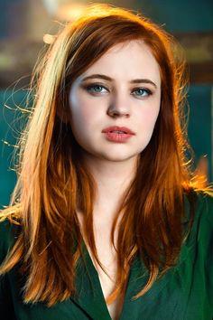 Verity Fawcett, faced by Sierra McCormick Beautiful Red Hair, Gorgeous Redhead, Beautiful Girl Photo, Sierra Mccormick, Red Hair Woman, Woman Face, Beauty Full Girl, Beauty Women, Redhead Girl