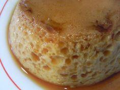 Flan de huevo estilo casero en menos de 15 minutos y facilísimo.