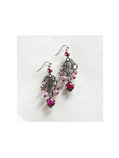 earrings - all earrings. Cute, petite, big, I don't care. If *you* think they're classy, I'll LOVE them....