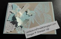 Swallowtail by lesleyc - Cards and Paper Crafts at Splitcoaststampers
