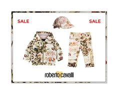 Charming #babygirls clothes and #accessories from Roberto Cavalli Newborn on sale at www.kidsandchic.com. Perfect new baby girl gift and baby shower gift. #sale #summersale #robertocavallinewborn #robertocavallikids #kidsfashion #baby #babygift #showergift #babyboutique #kidsandchiccom #castelldefels #barcelona #bebe #regalobebe #modabebe